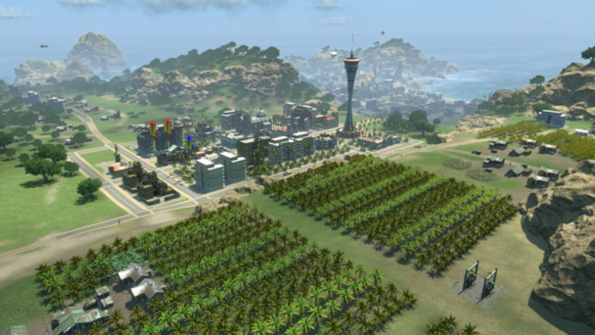 Screenshot 3 - Tropico 4: Apocalypse