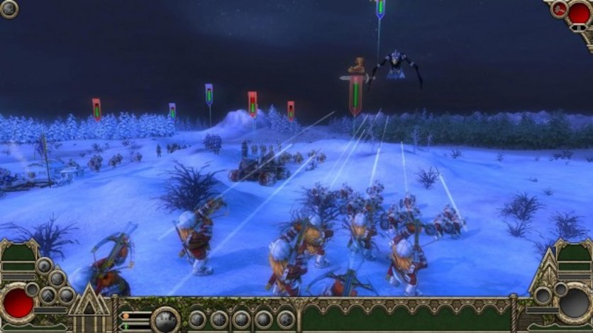 Screenshot 4 - Elven Legacy: Siege