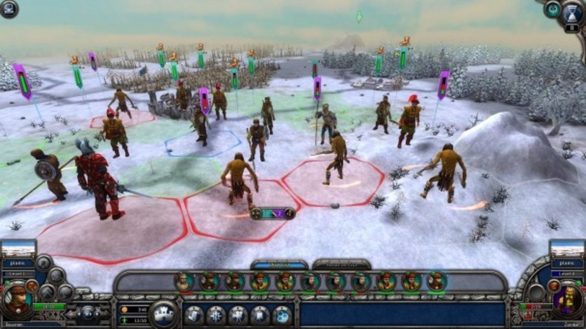Screenshot 6 - Elven Legacy: Siege