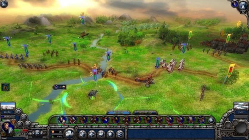 Screenshot 2 - Elven Legacy: Siege