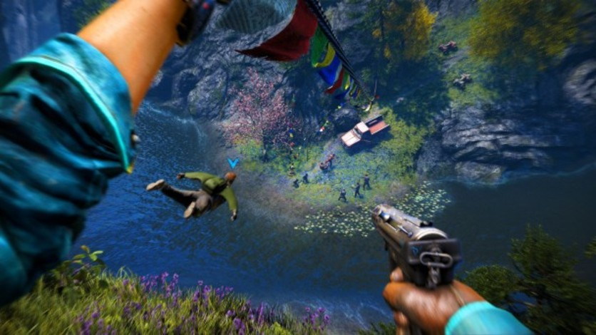 Screenshot 2 - Far Cry 4 - Escape from Durgesh Prison