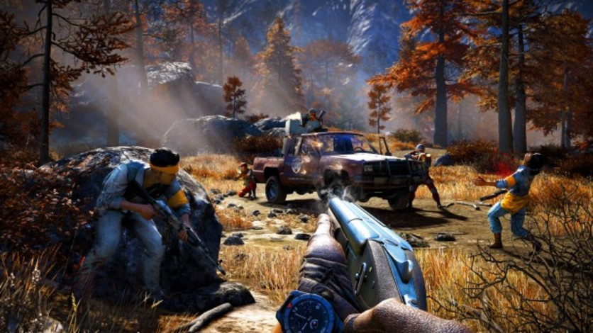 Screenshot 4 - Far Cry 4 - Escape from Durgesh Prison