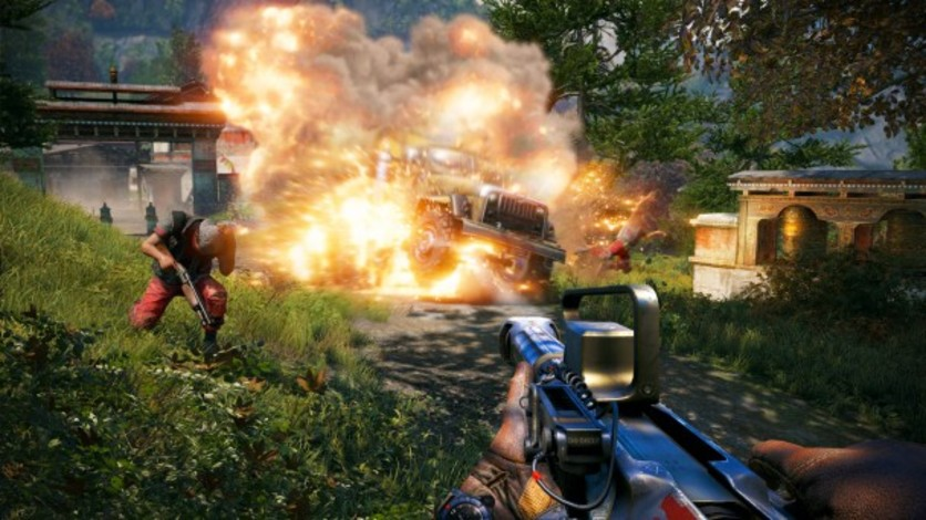 Screenshot 3 - Far Cry 4 - Escape from Durgesh Prison