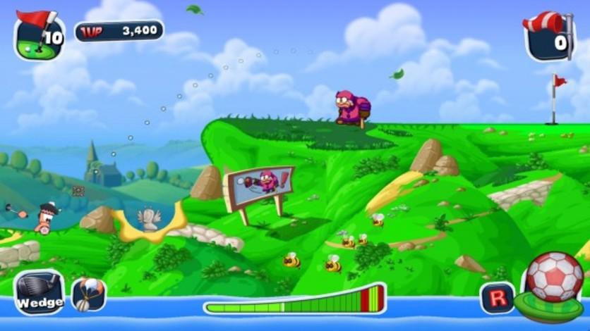 Screenshot 11 - Worms Crazy Golf