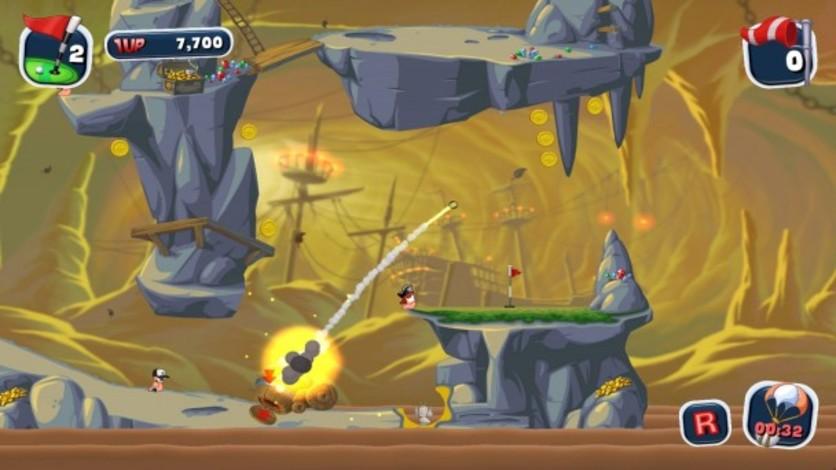 Screenshot 5 - Worms Crazy Golf