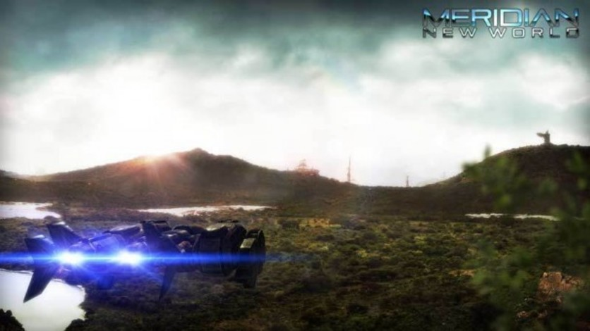 Screenshot 3 - Meridian: New World