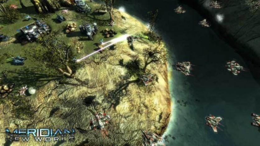 Screenshot 6 - Meridian: New World