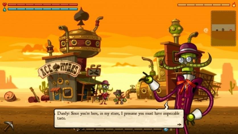 Screenshot 5 - SteamWorld Dig