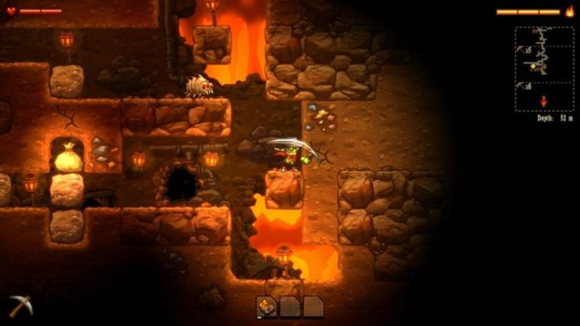 Screenshot 6 - SteamWorld Dig