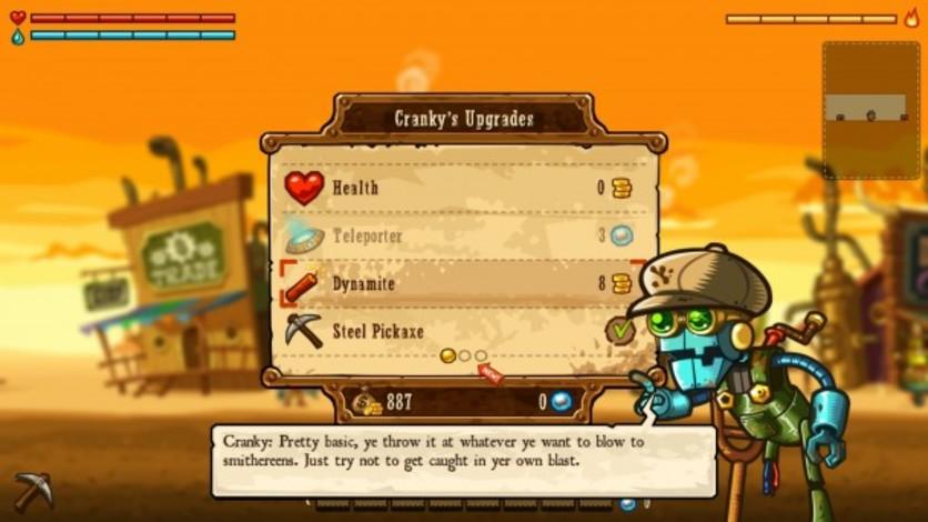 Screenshot 8 - SteamWorld Dig