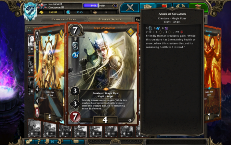 Screenshot 7 - Might & Magic: Duel of Champions - Starter Pack