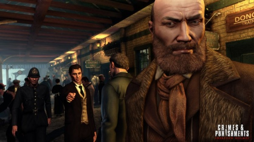 Screenshot 8 - Sherlock Holmes: Crimes and Punishments