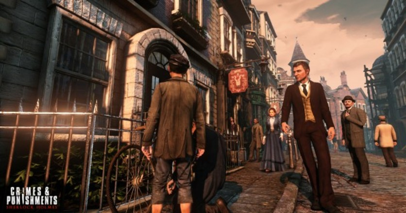 Screenshot 7 - Sherlock Holmes: Crimes and Punishments