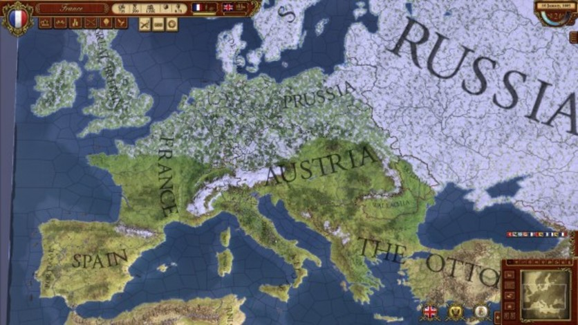 Screenshot 3 - March of the Eagles: French Unit Pack