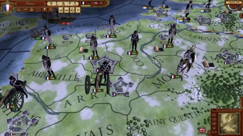 Screenshot 5 - March of the Eagles: French Unit Pack