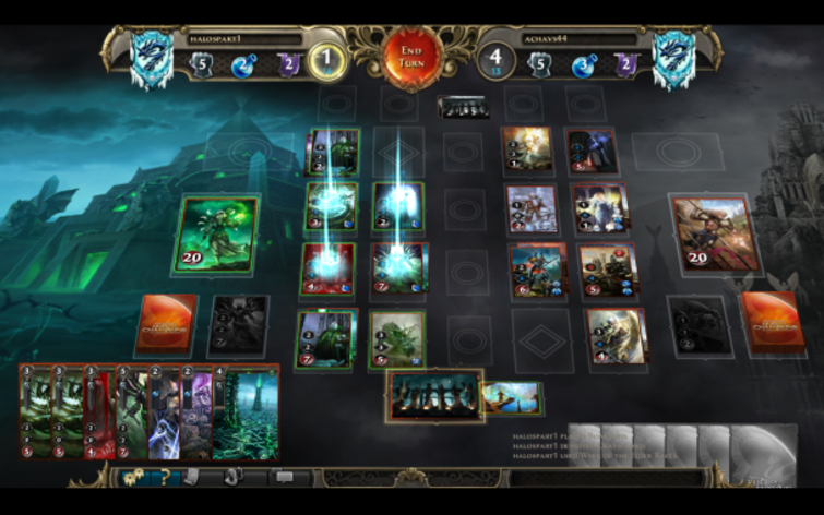 Screenshot 10 - Might & Magic: Duel of Champions - Heart of Nightmare Pack