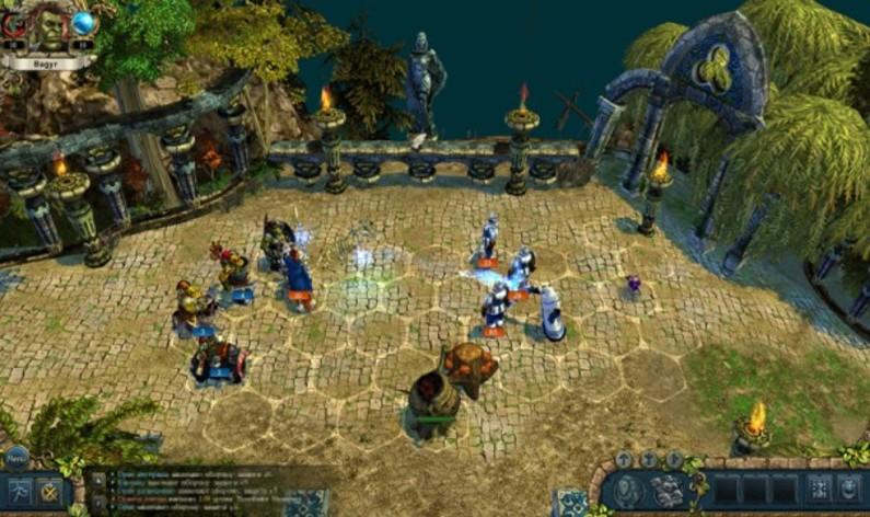 Screenshot 3 - King's Bounty: Dark Side Premium Edition