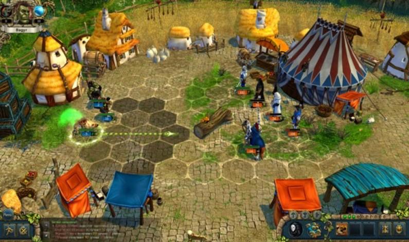 Screenshot 5 - King's Bounty: Dark Side Premium Edition