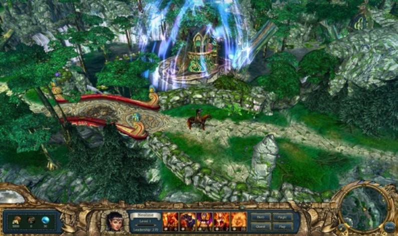 Screenshot 2 - King's Bounty: Dark Side Premium Edition
