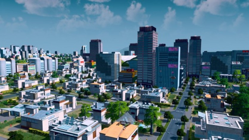 Screenshot 5 - Cities: Skylines