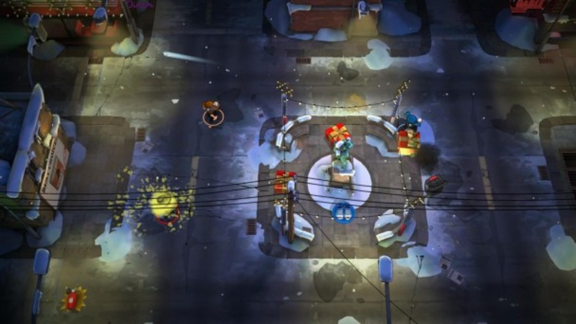 Screenshot 4 - Dollar Dash: Winter Pack