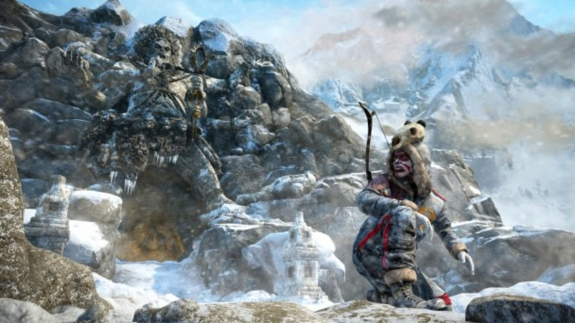 Screenshot 2 - Far Cry 4: Valley of the Yetis