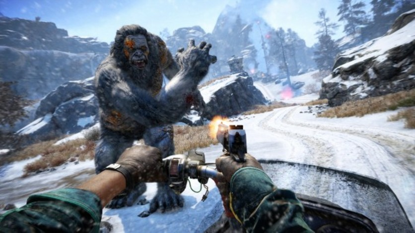 Screenshot 1 - Far Cry 4: Valley of the Yetis