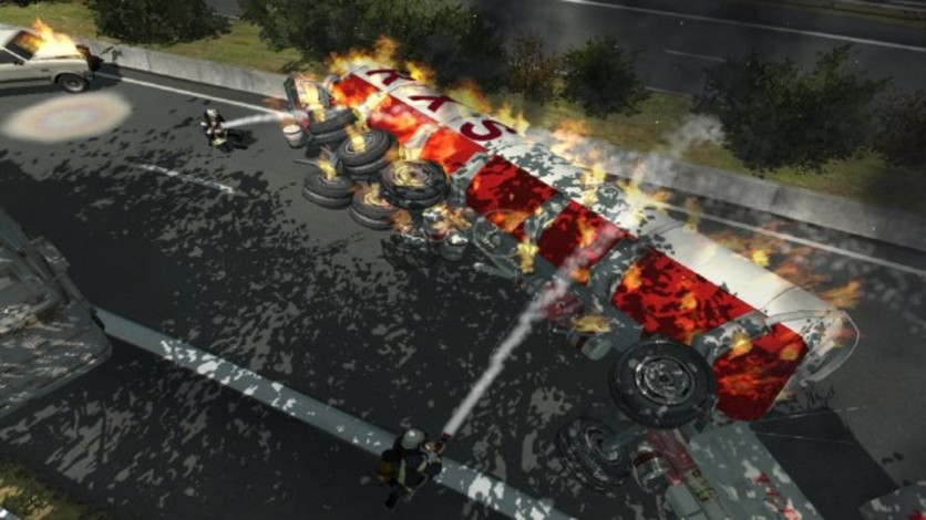 Screenshot 3 - Firefighters 2014: The Simulation Game