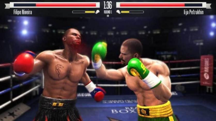 Screenshot 3 - Real Boxing