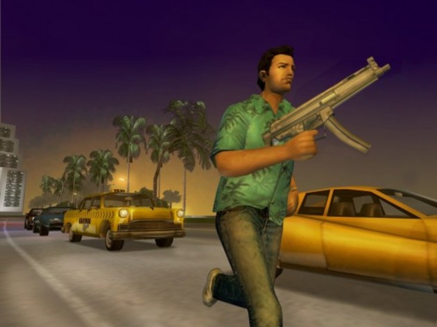 Screenshot 3 - Grand Theft Auto: Vice City