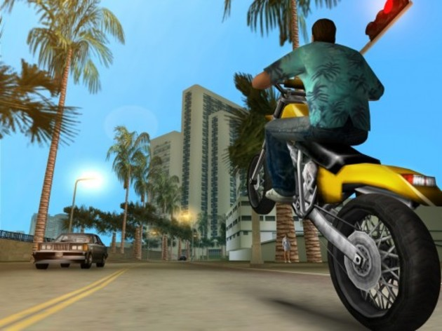 Screenshot 10 - Grand Theft Auto: Vice City