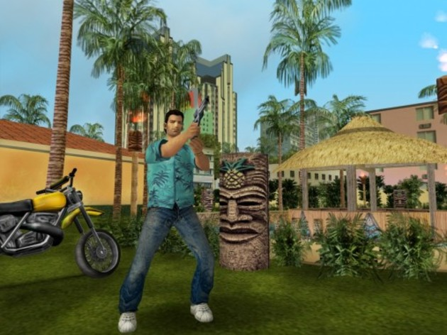 Screenshot 2 - Grand Theft Auto: Vice City