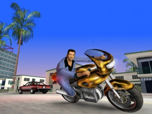 Screenshot 4 - Grand Theft Auto: Vice City
