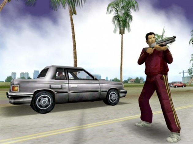 Screenshot 9 - Grand Theft Auto: Vice City