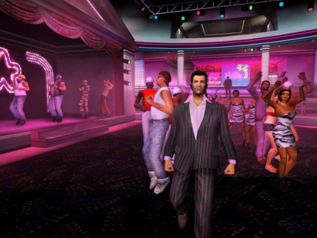 Screenshot 8 - Grand Theft Auto: Vice City