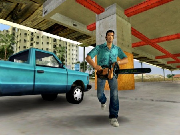 Screenshot 11 - Grand Theft Auto: Vice City
