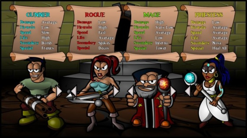 Screenshot 4 - Undead Legions
