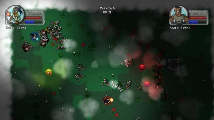 Screenshot 2 - Undead Legions