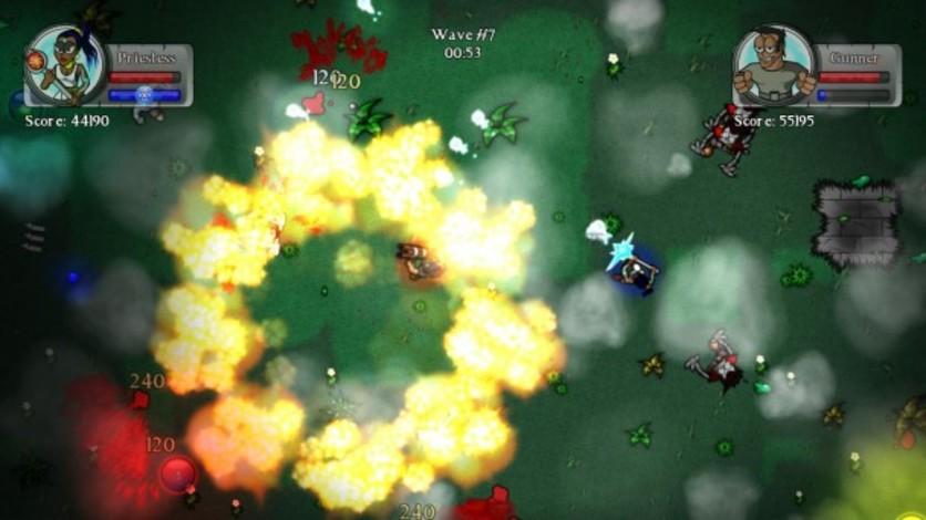 Screenshot 5 - Undead Legions