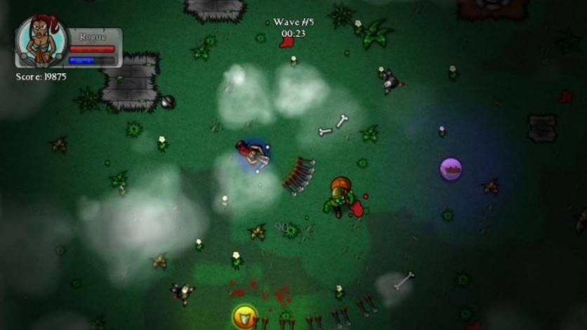 Screenshot 3 - Undead Legions