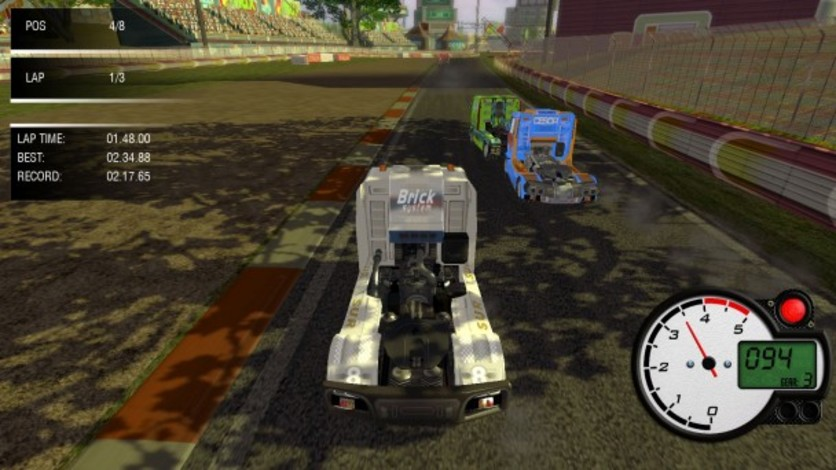 Screenshot 10 - World Truck Racing