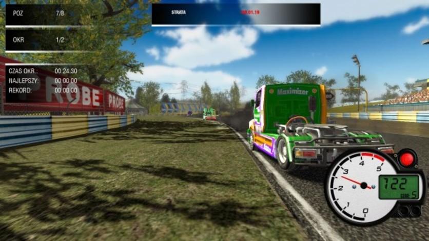 Screenshot 12 - World Truck Racing