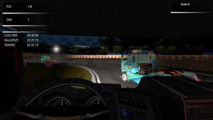 Screenshot 2 - World Truck Racing