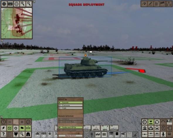 Screenshot 2 - Graviteam Tactics: Operation Star