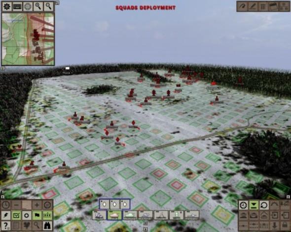 Screenshot 4 - Graviteam Tactics: Operation Star
