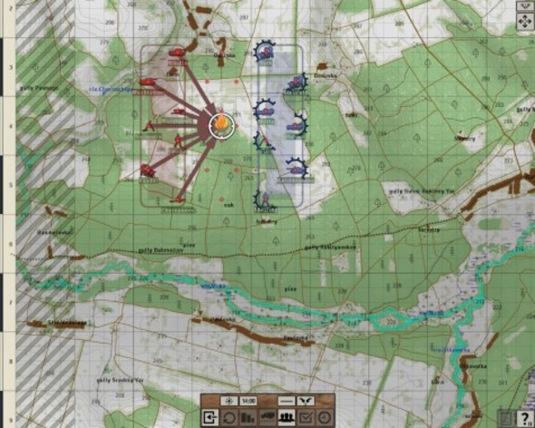 Screenshot 5 - Graviteam Tactics: Operation Star