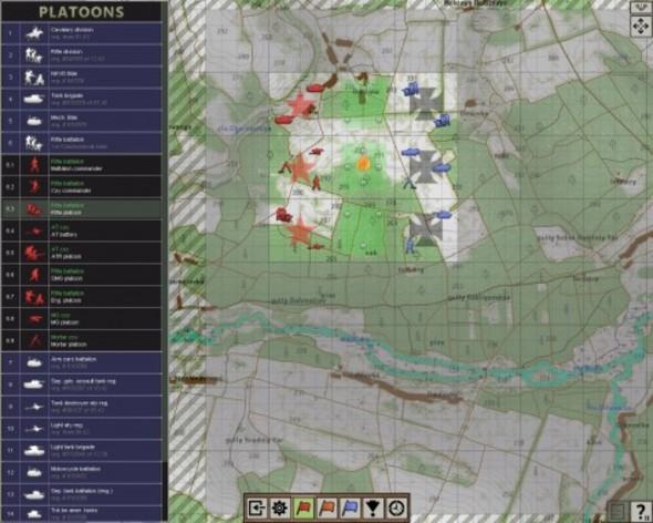 Screenshot 6 - Graviteam Tactics: Operation Star