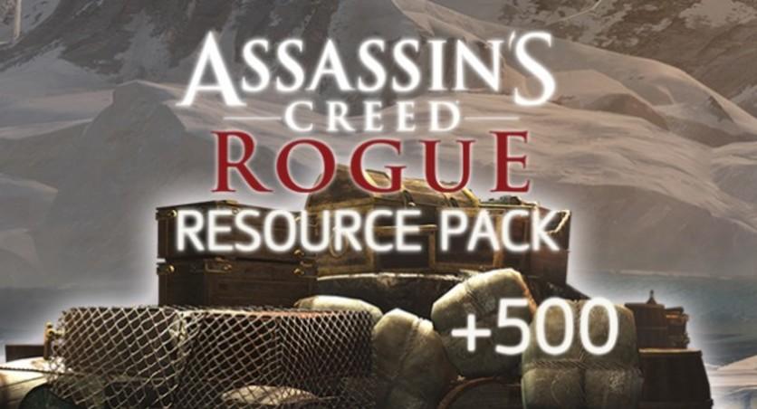 Screenshot 1 - Assassin's Creed Rogue - Time Saver: Resource Pack