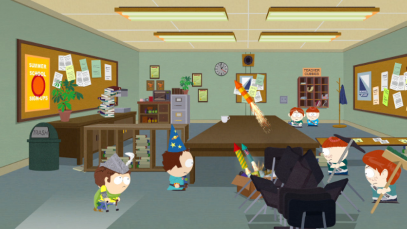 Screenshot 5 - South Park: The Stick of Truth