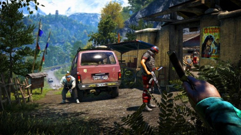Screenshot 4 - Far Cry 4 - Hurk Deluxe Pack